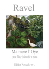 Ma Mère L'Oye - Flûte, Violoncelle et Piano laflutedepan.com