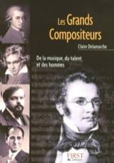 Les Grands Compositeurs - Claire Delamarche - Livre - laflutedepan.com
