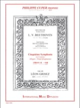BEETHOVEN - Symphonie n° 5 extraits - 2 Clarinettes - Partition - di-arezzo.fr