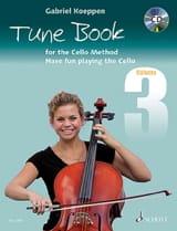 Tune Book for the Cello Method - Volume 3 laflutedepan.com