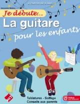 WALLON ALEXANDRE - Je débute... la Guitare pour les Enfants - Partition - di-arezzo.fr