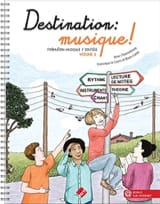 - Destination Music! Volume 1 - Sheet Music - di-arezzo.co.uk