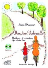 Mon Ami Violoncelle Aude Brasseur Partition laflutedepan.com