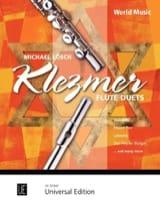 - Klezmer Flute Duets - Sheet Music - di-arezzo.co.uk