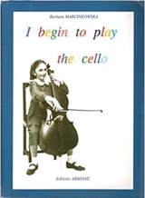 Barbara Marcinkowska - I begin to play the cello - Sheet Music - di-arezzo.co.uk