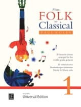 - From Folk to Classical Vol. 1 - Partition - di-arezzo.fr