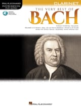 The Very Best of Bach - Clarinet - laflutedepan.com