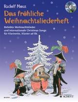 Rudolf Mauz - Das fröhliche Weihnachtsliederheft - Partitura - di-arezzo.es