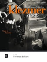 - Klezmer Duets - Sheet Music - di-arezzo.co.uk