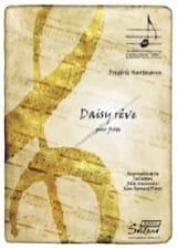 Daisy Rêve Frédéric Hartmann Partition laflutedepan.com