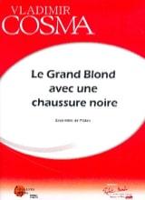 Le Grand Blond avec une Chaussure Noire laflutedepan.com