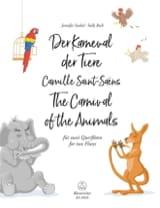Le Carnaval des Animaux - 2 Flûtes laflutedepan.com