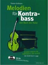 - Melodien für Kontrabass - Sheet Music - di-arezzo.co.uk