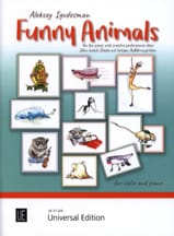Funny Animals - Violon et Piano - Aleksey Igudesman - laflutedepan.com