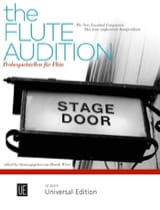 The Flute Audition - Flûte Partition laflutedepan.com