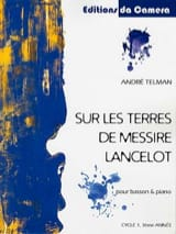 André Telman - On the lands of Messire Lancelot - Sheet Music - di-arezzo.com