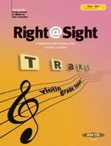 Right@Sight - Violon Grade 4 Caroline Lumsden laflutedepan.com