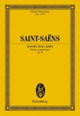 Danse Macabre - Conducteur Camille Saint-Saëns laflutedepan.com