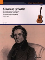 SCHUMANN - Schumann for Guitar - Partition - di-arezzo.fr