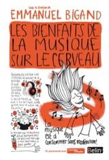 Emmanuel Bigand - Les Bienfaits de la Musique sur le cerveau - Livre - di-arezzo.fr
