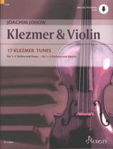 Joachim Johow - Klezmer - Violin - Sheet Music - di-arezzo.co.uk