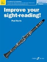 Improve your sight-reading! - Clarinette Paul Harris laflutedepan.com