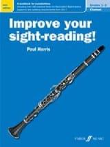 Paul Harris - ¡Mejora tu lectura a primera vista! - Clarinete - Partitura - di-arezzo.es