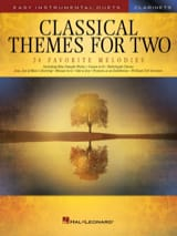 - Classical Themes for Two - 2 Clarinets - Sheet Music - di-arezzo.co.uk