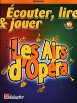 Les Airs d'Opéra - Clarinette Partition Clarinette - laflutedepan.com