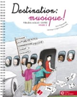 - Destination Music! Volume 2 - Sheet Music - di-arezzo.com