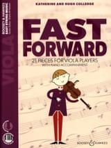 Katherine & Hugh Colledge - Fast Forward - Bratsche und Klavier - Noten - di-arezzo.de