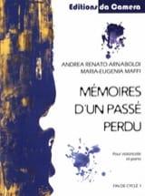 Mémoires d'un Passé Perdu - Violoncelle et Piano laflutedepan.com