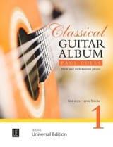 Paul Coles - Classical Guitar Album 1 - Partition - di-arezzo.fr