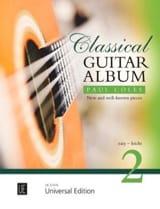 Paul Coles - Classical Guitar Album 2 - Partition - di-arezzo.fr