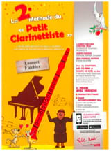 Laurent Flechier - The 2nd Method of the Little Clarinetist - Sheet Music - di-arezzo.com