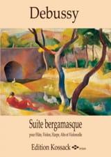 DEBUSSY - Suite Bergamasque - Quintette - Partitura - di-arezzo.es