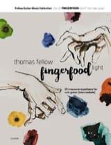 Fingerfood Light - Guitare Thomas Fellow Partition laflutedepan.com