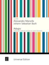 Adagio BWV 974 N°2 - laflutedepan.com