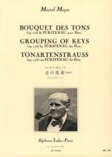 Fürstenau Anton Bernhard / Moyse Marcel - Bouquet of Tons op. 125 - Sheet Music - di-arezzo.com