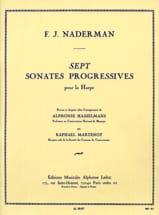 7 Sonates progressives François-Joseph Naderman laflutedepan.com