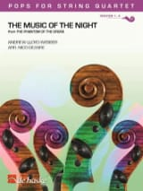 Andrew Lloyd Webber - The Music of the Night - Partition - di-arezzo.fr