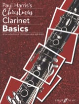 Christmas Clarinet Basics Paul Harris Partition laflutedepan.com