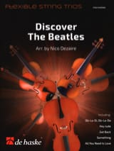 Discover the Beatles - Trio à Cordes Beatles laflutedepan.com