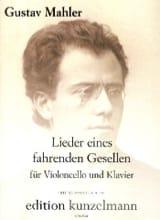 Gustav Mahler - Lieder eines Fahrenden Gesellen - Sheet Music - di-arezzo.co.uk