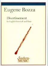 Eugène Bozza - Entertainment - Sheet Music - di-arezzo.co.uk