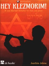 Joachim Johow - Hey Klezmorim! - Flute and Piano - Sheet Music - di-arezzo.com