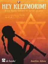 Joachim Johow - Hey Klezmorim! - Clarinette et Piano - Partition - di-arezzo.fr