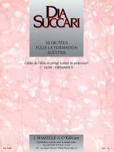 Dia Succari - Beg. 2 - 30 Dictations for auditory training - Sheet Music - di-arezzo.com