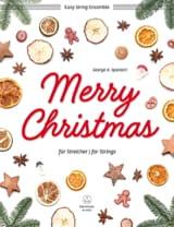 Merry Christmas Noëls Partition Quatuors - laflutedepan