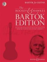 Bartok for Guitar BARTOK Partition Guitare - laflutedepan.com